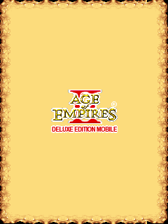 Age of empires II: Deluxe mobile