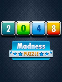 2048: Madness puzzle
