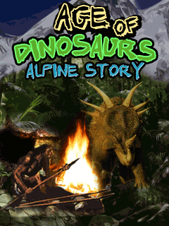 Age of dinosaurs: Alpine story