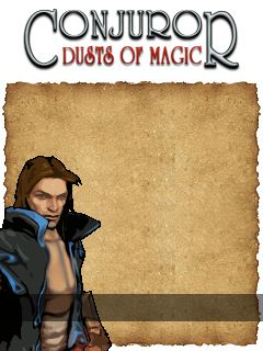 Conjuror: Dusts of magic